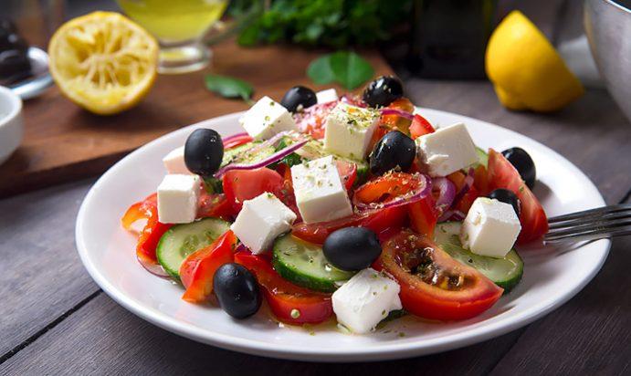 Yunoncha salat
