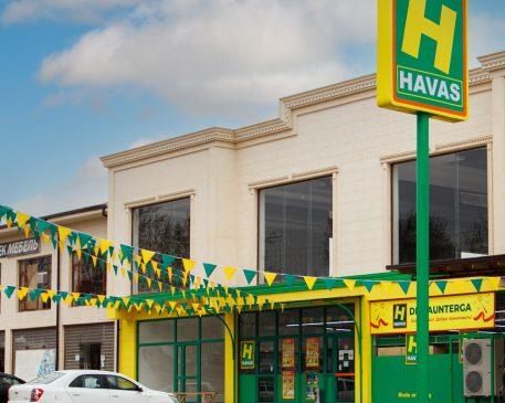 Открытие нового дискаунтера Havas 109