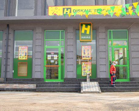 Открытие 112 и 113 магазинов Havas