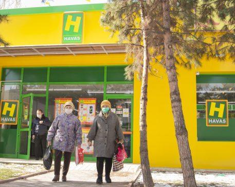 Открытие 117 магазина Havas