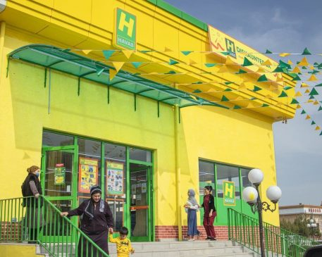 Открытие 124 магазина Havas