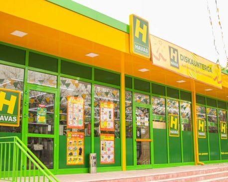 Открытие 118 магазина Havas