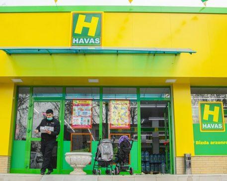121-Havas diskaunteri ochilishi