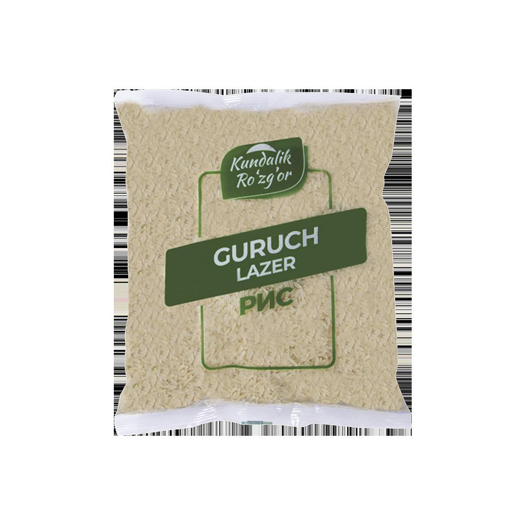 Kundalik ro'zg'or Lazer guruch 1 kg