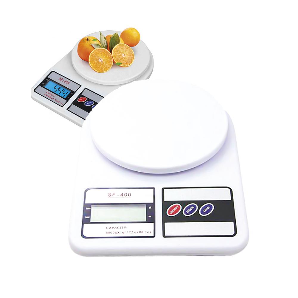 Электронные кухонные весы 10 кг