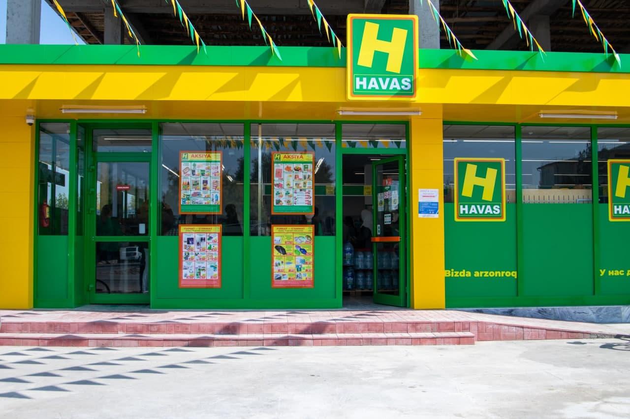 Открытие 175, 176 и 177 дискаунтеров Havas