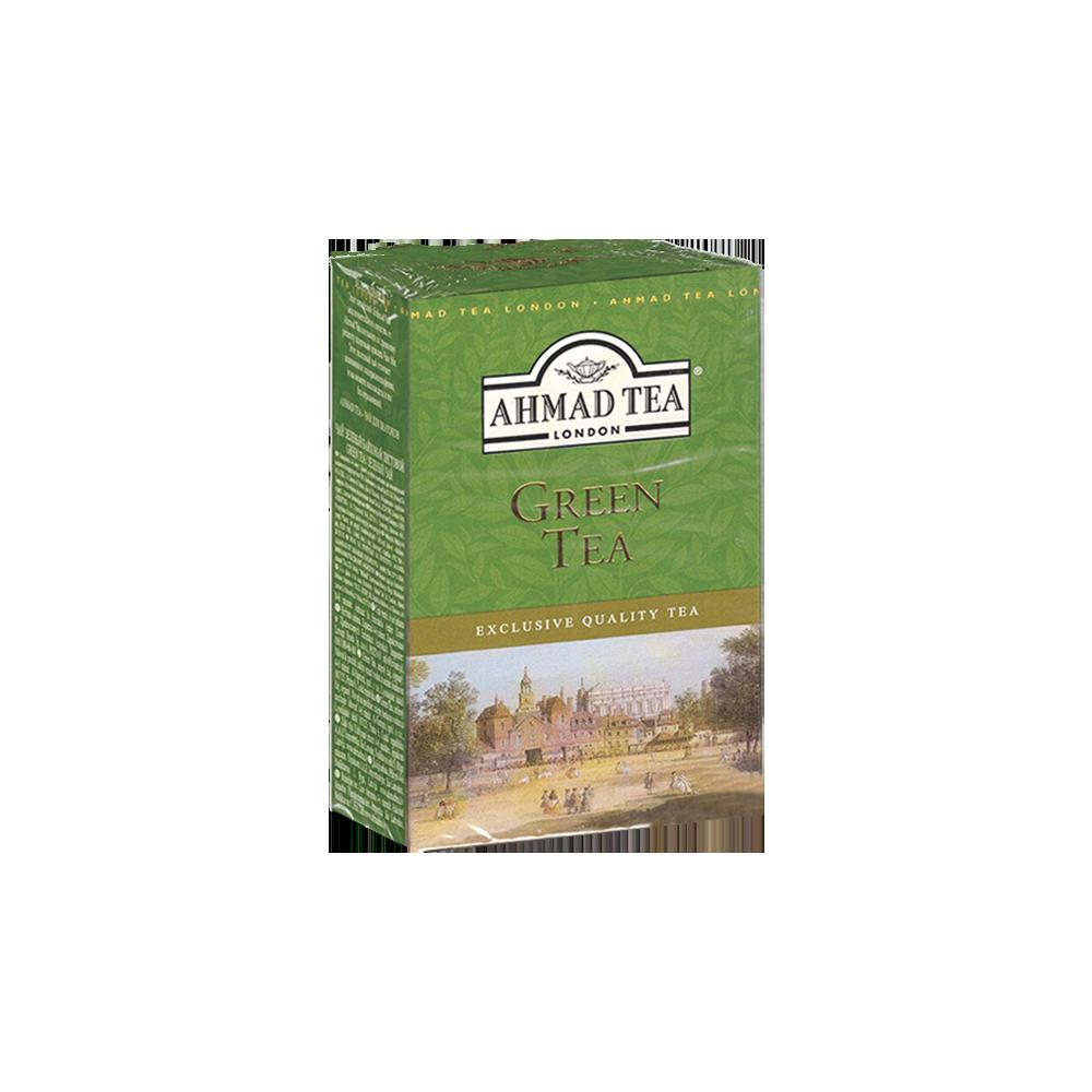 Зелёный чай Ahmad 100 г