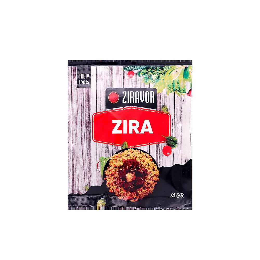 Приправа Зира Ziravor 15 г